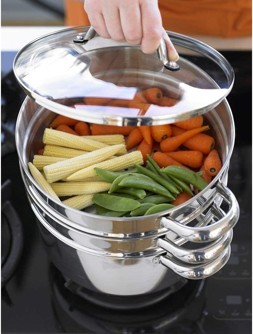 Best rice cooker and vegetable steamer
