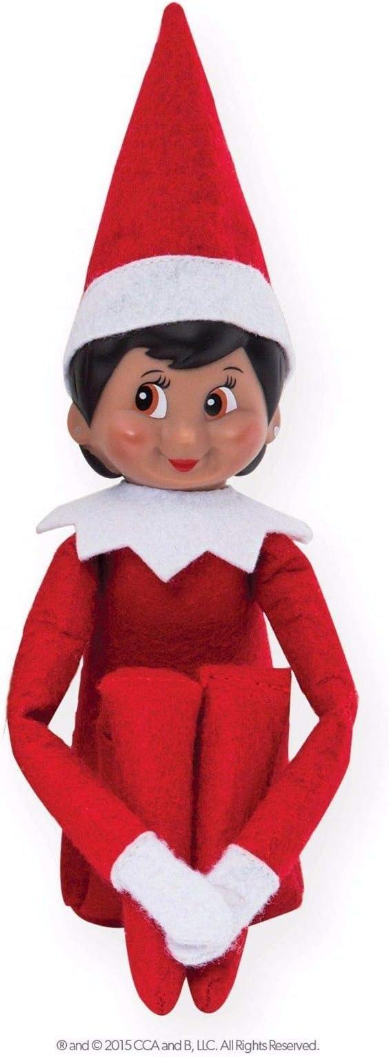Amazon.com: The Elf on the Shelf: A Christmas Tradition Girl ...
