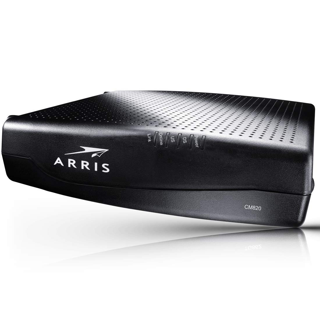 ARRIS CM820A Cable Modem DOCSIS 3.0 300 Mbps (Renewed) by ARRIS