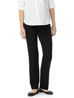 fed82f98fe720 Motherhood Secret Fit Belly Bi-Stretch Suiting Straight Leg Maternity Pants