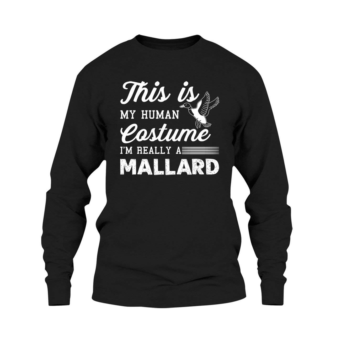 Im Really A Mallard Shirt Clothing Tee Shirt