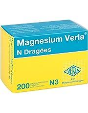 Magnesium Verla N Dragees 200 stk