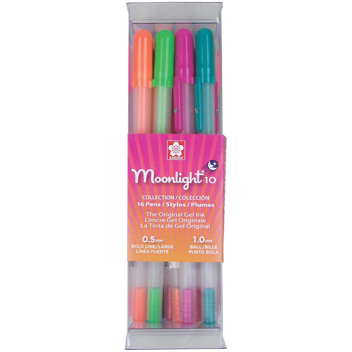 minoristas en línea Sakura 37379 - Paquete de 5 5 5 bolígrafos de Tinta de Gel Gelly Roll de Punta Fina, Materiales sintéticos, 7.08 x 7.08 x 21.05 cm  nueva marca