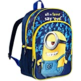 Despicable Me Yellow Bello Kids Backpack