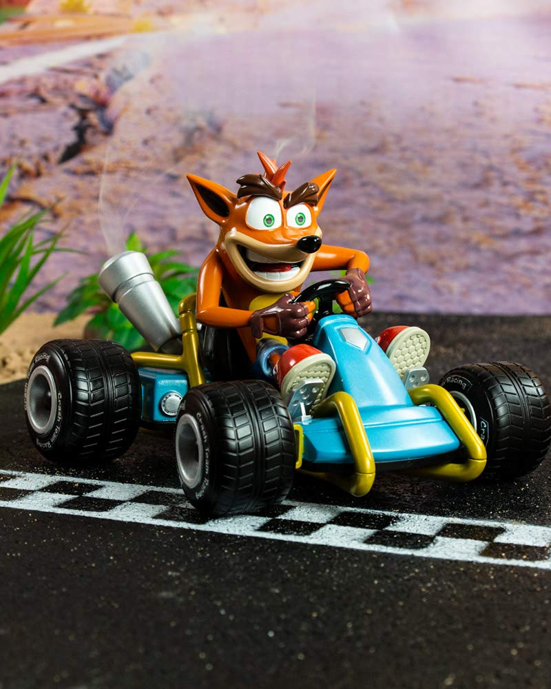 Crash Team Racing, Official Crash Bandicoot Merchandise - CTR Nitro-Fueled Incense Holder/Burner Collectible by Crash Bandicoot (Image #2)