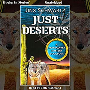Just Deserts Audiobook