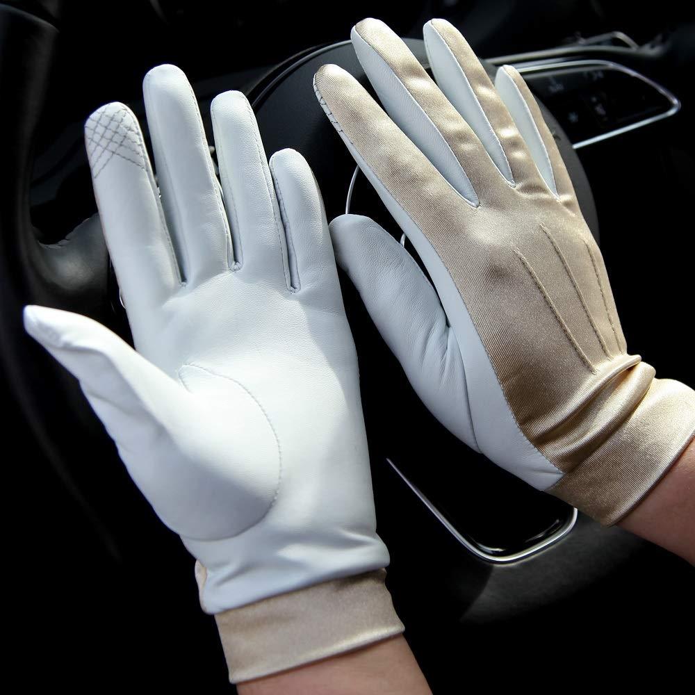 or XL-Five pairs Ombre Prougeection UV UPF50 + Gants de Prougeection pour extérieur Crème Solaire