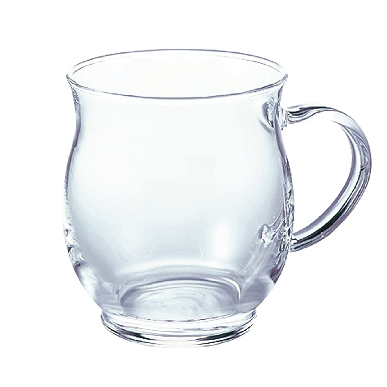 医薬うま簡略化する耐熱ガラスマグカップ 400ml 高品質で丈夫なステンレス鋼茶こし 透明なガラスふた 付き 持ちやすい