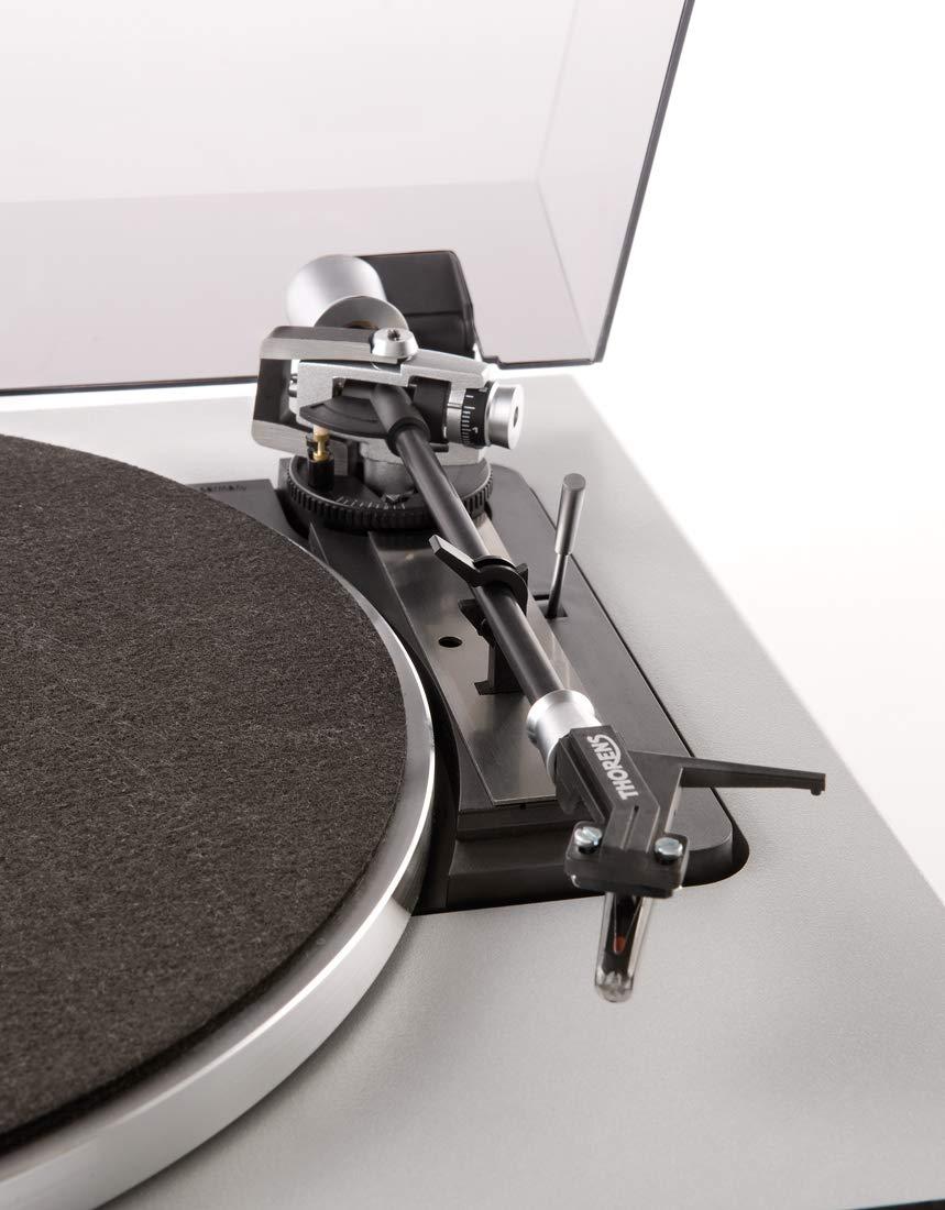 Thorens TD-240 - Tocadiscos, color negro: Amazon.es: Electrónica