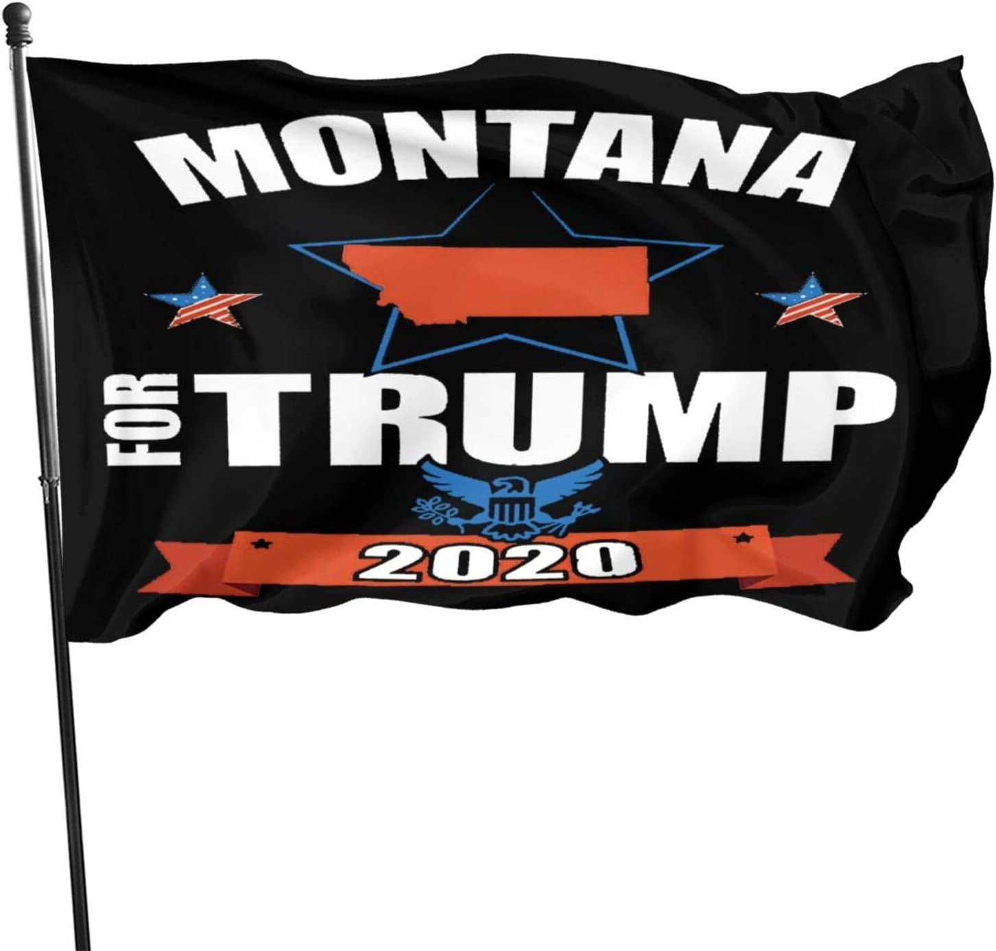 WYOMING FOR TRUMP 2020 Advertising Vinyl Banner Flag Sign ELECTION