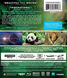 Earth: One Amazing Day (4K UHD) [Blu-ray] by BBC