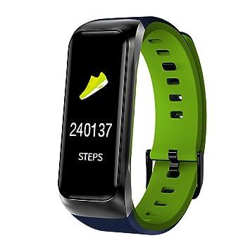 Amazon.com: DBM-SWG Fitness Tracker, B02 Heart Rate Fitness ...