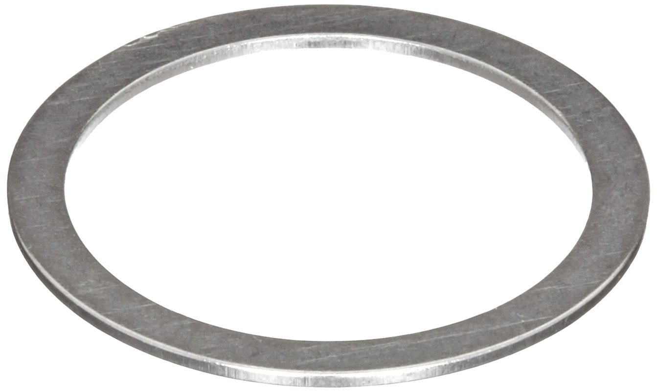 Finish 0.012 Thickness 0.562 OD Mill Annealed Small Parts 0.012 Thickness 0.375 ID 0.562 OD 0.375 ID Pack of 10 Pack of 10 Hard Temper 316 Stainless Steel Round Shim Unpolished ASTM A666