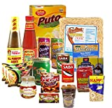 Assorted Filipino food jumbo pack (F)