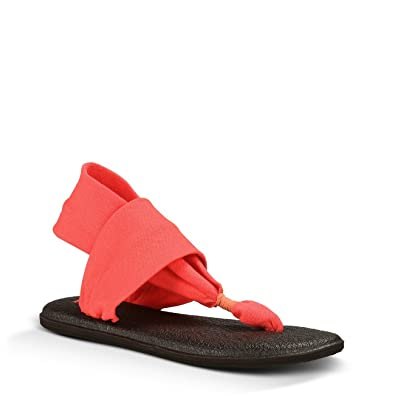 4692b89a2ed7 Sanuk Women s Yoga Sling 2 Prints  Amazon.co.uk  Shoes   Bags