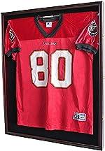 XX Large Football/Hockey Uniform Jersey Display Case Frame, UV Protection Ultra