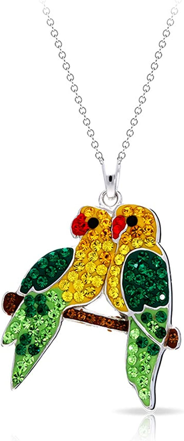 Parrot Gift Bird Necklace, Macaw Lover Gift Macaw Jewelry Gift for Parrot Mom or Dad Macaw Gift Cute Macaw Necklace Parrot Necklace