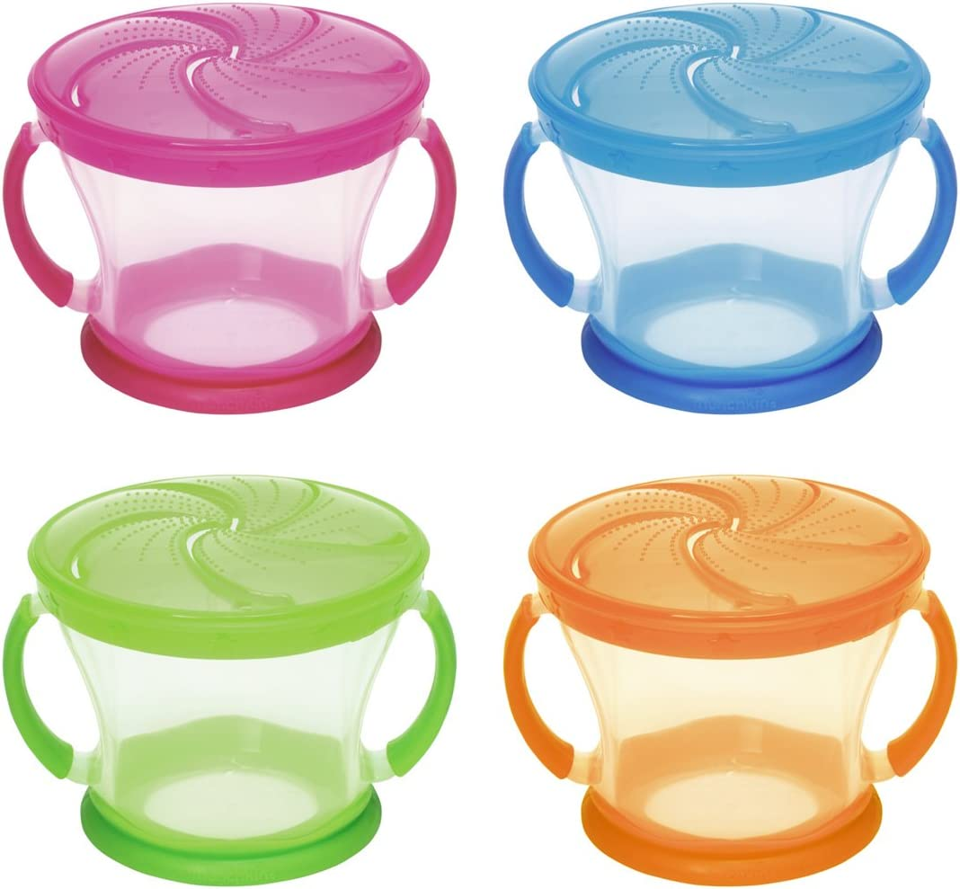 Colours May Vary From Provided Images Munchkin Snack Catcher