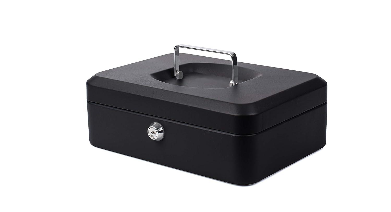 PAVO 8011841 colore: Nero Cassetta portavalori 25,4 cm
