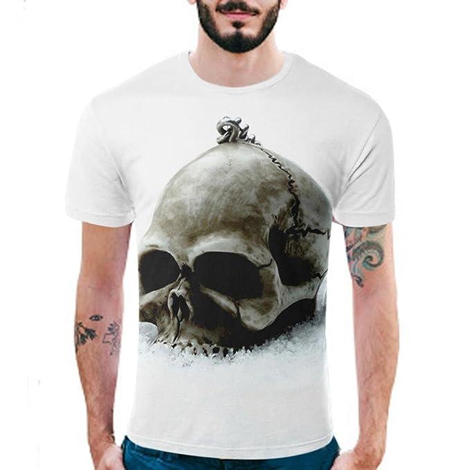T Shirt Herren, HUIHUI Coole O Ausschnitt Kurzarm Sweatshirt