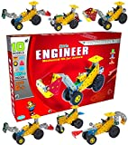 Sartham Mechanical Toys Mechanical Kit For Kids (Construction Set For Age 6+)