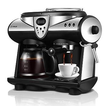 La Máquina De Café WL-260 Se Encuentra Con La Leche De Vapor Automática De