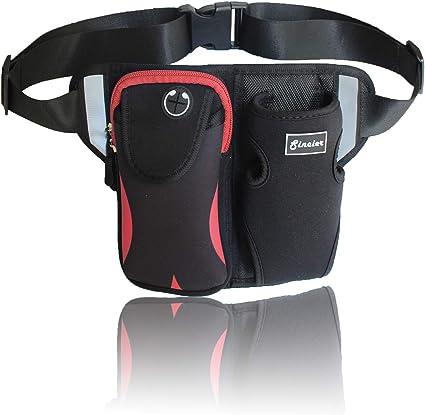 Adjustable Running Belt Outdoor Sport Camping Hiking Waist Bum Bag Fanny Pack