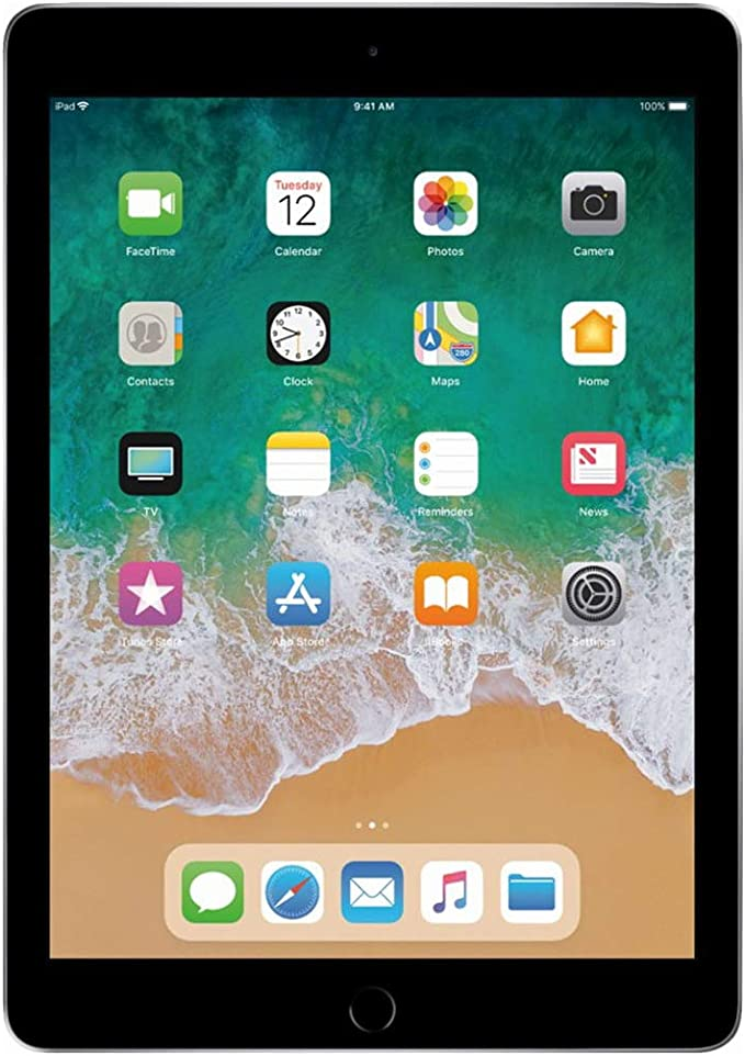 Apple 9 7 Ipad Early 2018 32gb Wi Fi Only Space Gray Mr7f2ll A Amazon Ca Computers Tablets