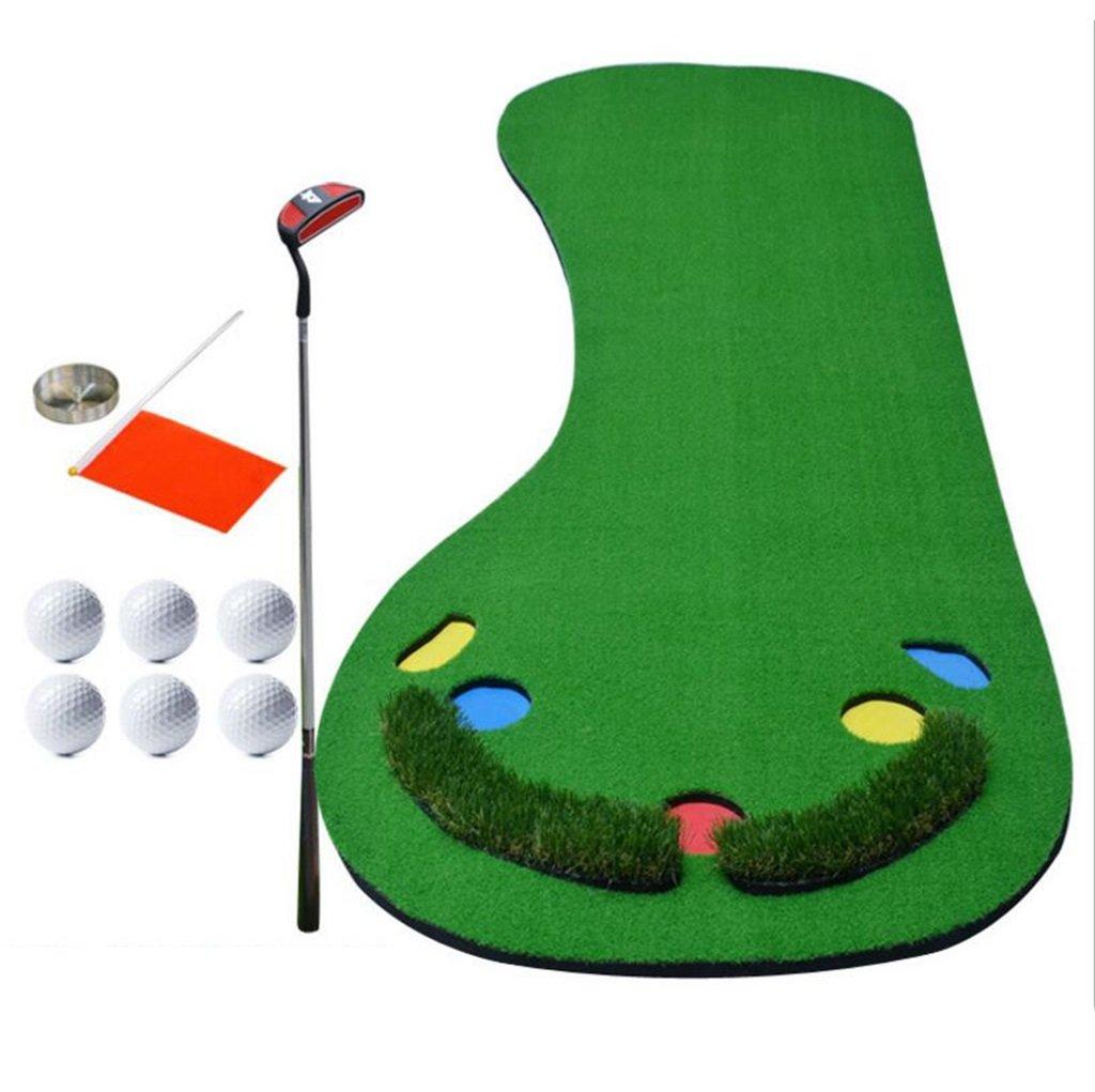 ミニポータブルゴルフスイングマット B07CXXR4BX/ゴルフトレーニングマット/ゴルフフェアウェイマット/ゴルフ練習マット/ゴルフボール-90* 300cmのマルチサイズゴルフフェアウェイマット B B* B07CXXR4BX, 出雲國縁起堂:1bfe1f3f --- itxassou.fr