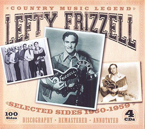 - Country Music Legend-Selected Sides 1950-1959