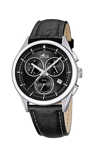 5e618c36f088 Lotus 15848 8 - Reloj cronógrafo de Cuarzo para Hombre