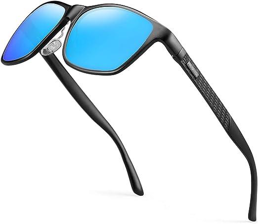 PC Driving Safe Glasses Men/'s Outdoor Photochromic Sunglasses Polarized Lens UV