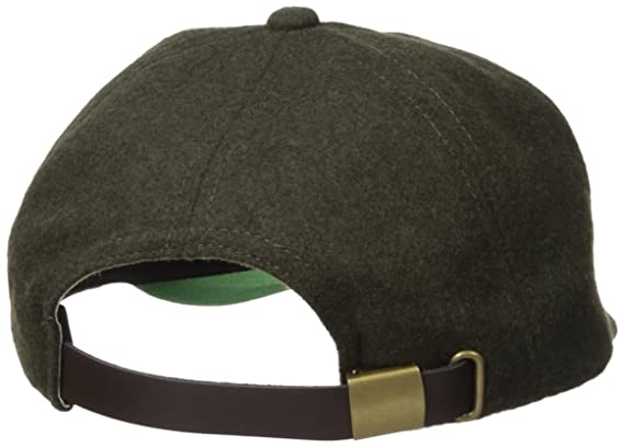 222925d7 Amazon.com: Brixton Men's Stith Cap, Black, O/S: Clothing