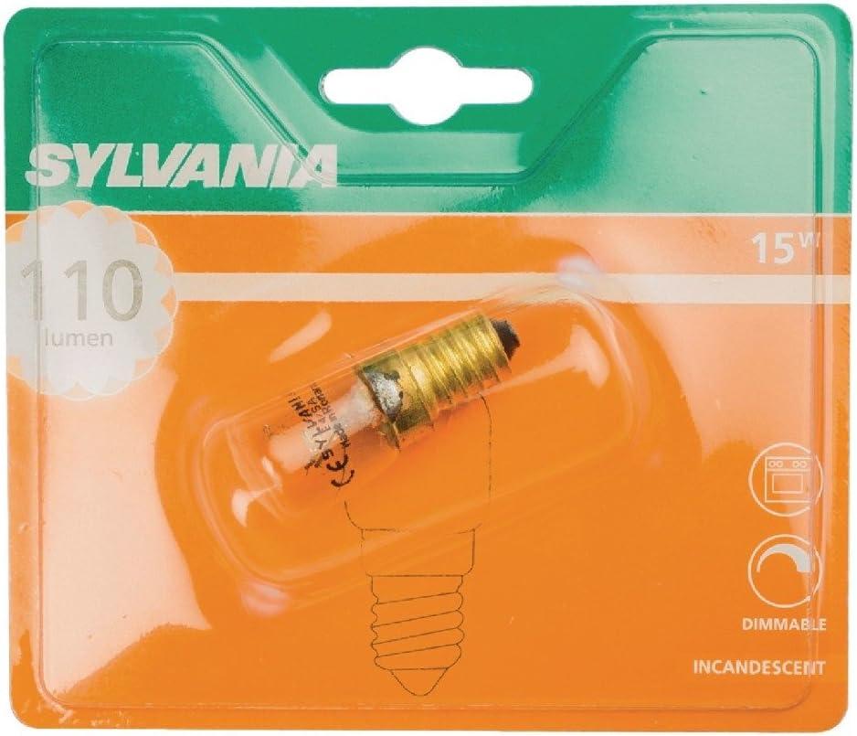 Oven Lamp 15 W E14 Bl1 Sylvania