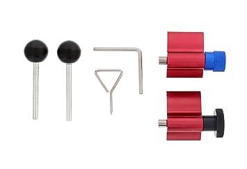 abn diesel engine timing tool kit timing set \u2013 camshaft locking tool, timing belt tool kit, belt tensioner tool pins  timing tool kit for psa 1 4 1 5 1 6 1