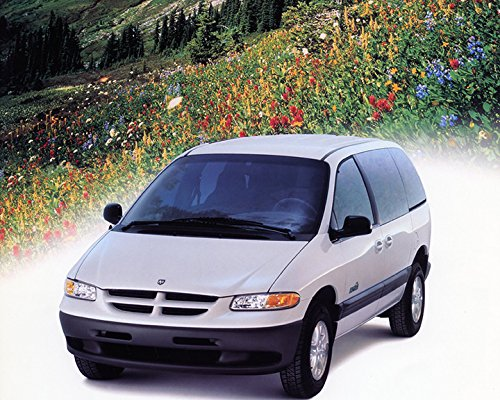 1999 Plymouth Voyager Caravan Electric Minivan Factory Photo