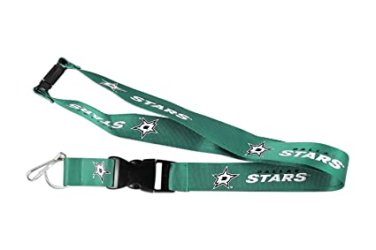 Amazon.com: Dallas Stars NHL Clip Lanyard Llavero ID Holder ...