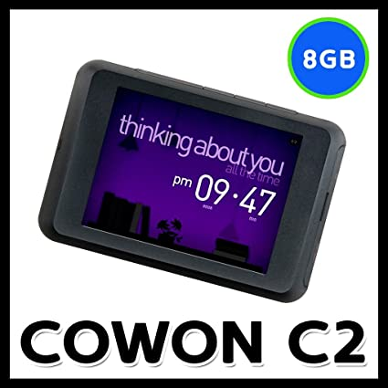 COWON C2 MP3 PLAYER DRIVERS FOR WINDOWS XP