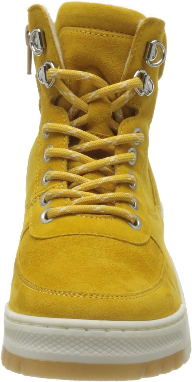 Tamaris 1-1-25800-25, Botas a la Altura de Rodilla para Mujer Amarillo L8IKt