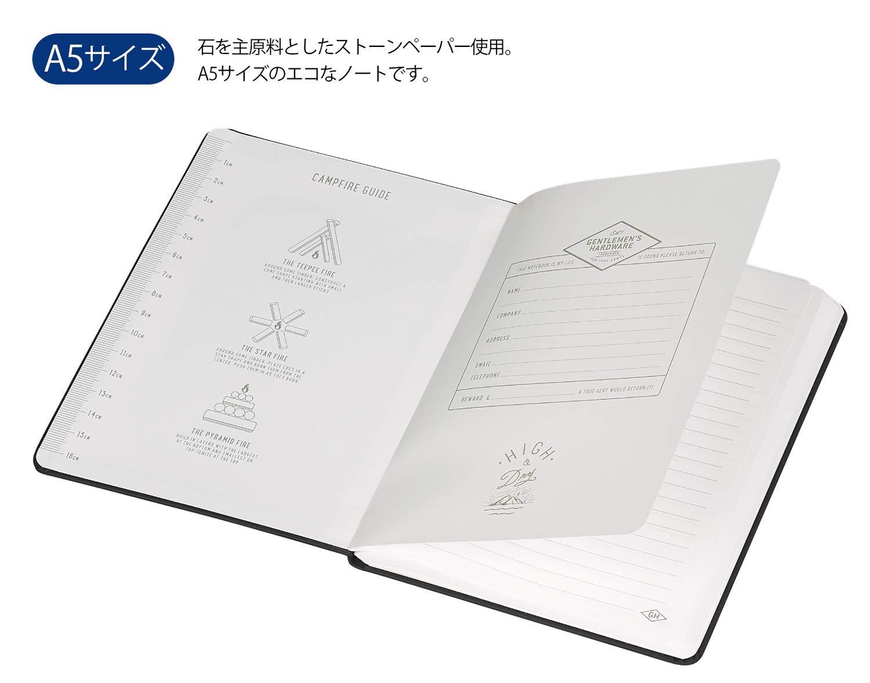 Gentleman s Hardware GEN132/taccuino impermeabile