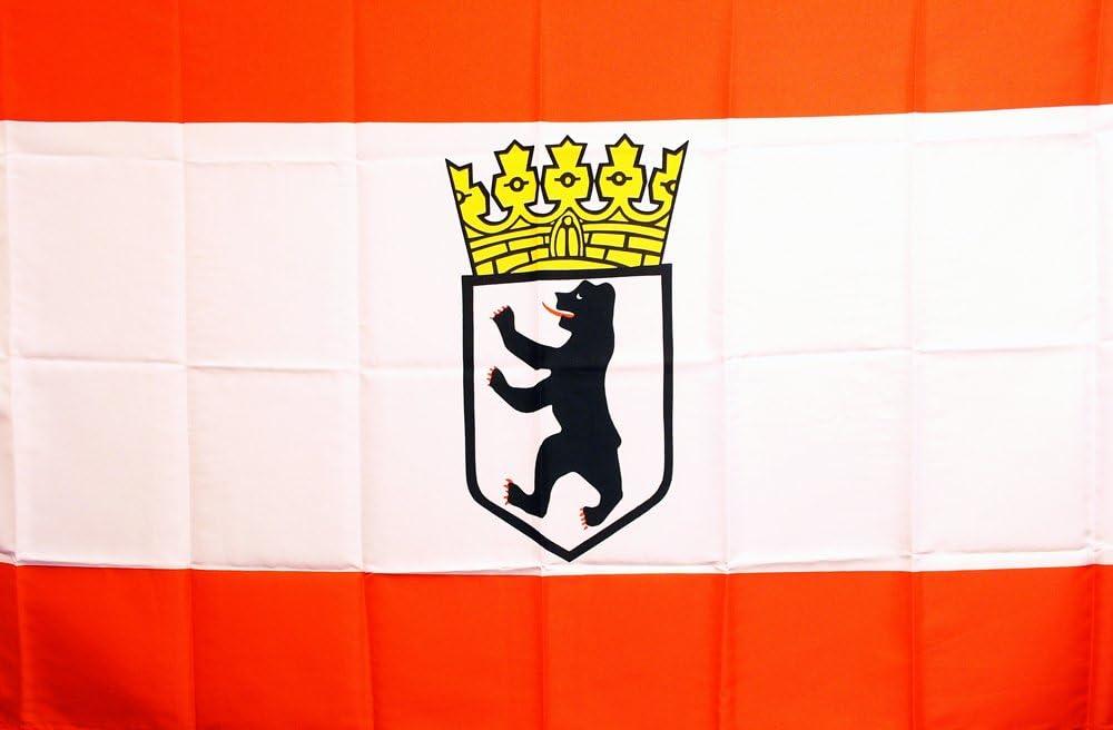 German Flag: The City of Berlin