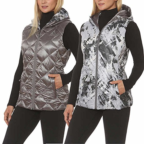 Gerry Ladies Reversible Down Vest product image