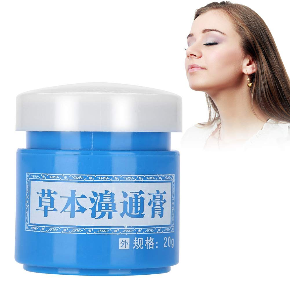 Rhinitis Cream, for Reliefing Allergic Rhinitis Nasal Psychic Relieve Nasal Congestion Semme