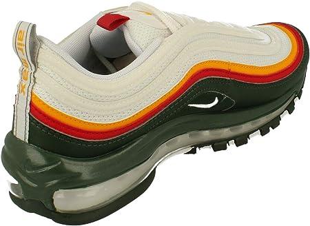 NIKE Air MAX 97 Lea, Zapatillas de Atletismo para Hombre