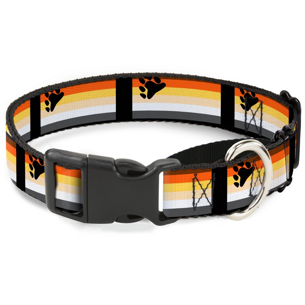 Buckle-Down MGC-W30682-L Martingale Dog Collar, 1  Wide-Fits 15-26  Neck-Large