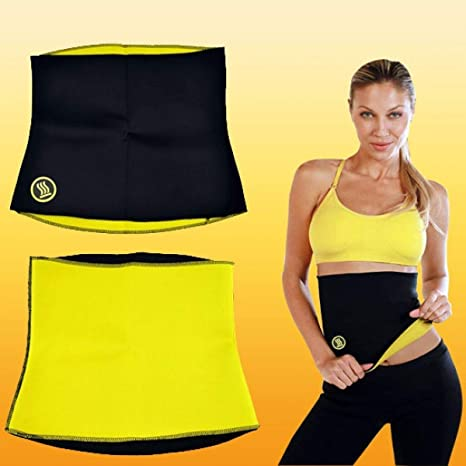 bdbba649c7a Buy Sai International Unisex Weight Loss Tummy - Body Slimming Belt (XXL  36-38 of Stomach Size) Online at Low Prices in India - Amazon.in