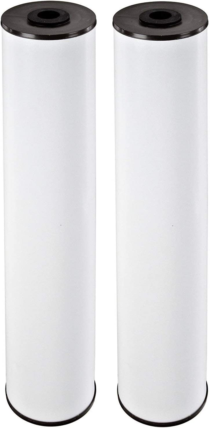 Pack of 2 Pentek 155263 RFFE20-BB Radial Flow Iron Reduction Cartridge