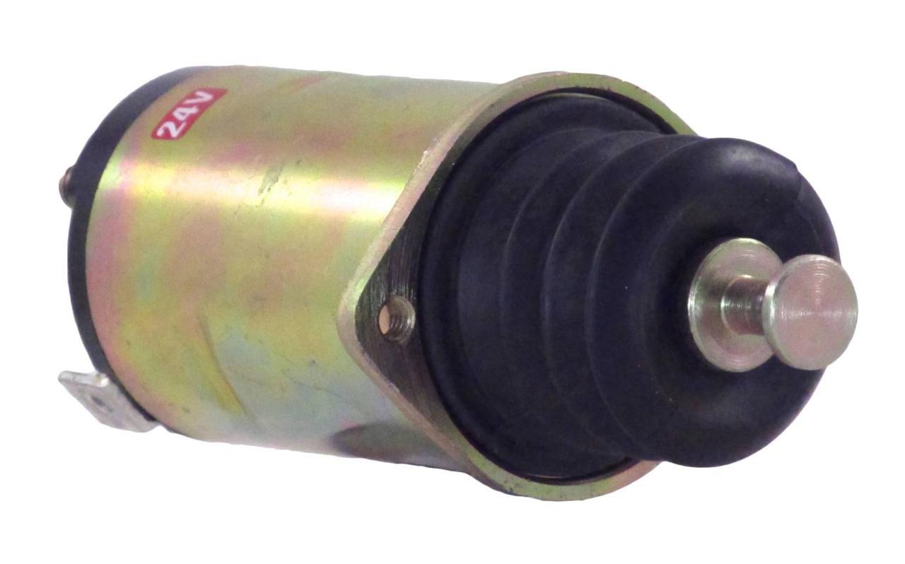 NEW STARTER SOLENOID FITS LINK-BELT EXCAVATOR LS1600 LS2650C LS2700C ISUZU ENGINE