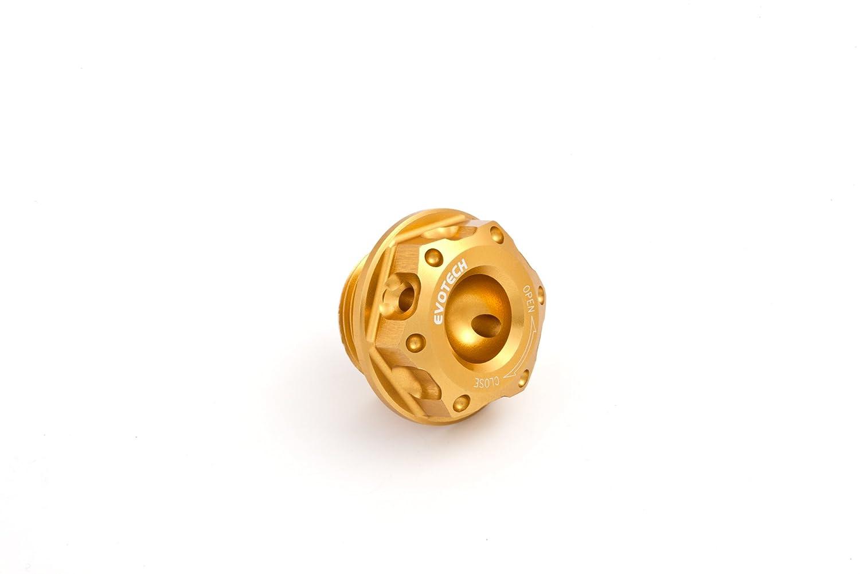 Tappo olio motore Ducati oro