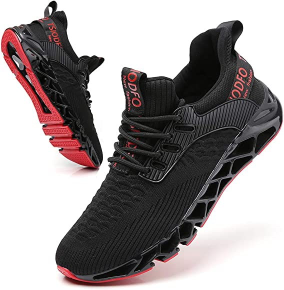 Athletic Walking Shoes Mesh Breathable